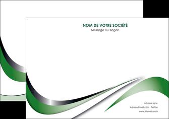imprimerie affiche web design fond vert abstrait abstraction MLGI72173