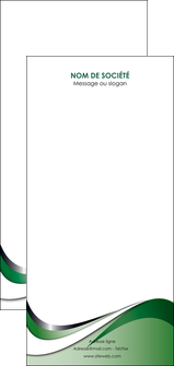 personnaliser modele de flyers web design fond vert abstrait abstraction MLGI72205