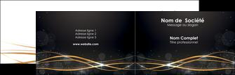 exemple carte de visite abstrait abstraction design MIF72215