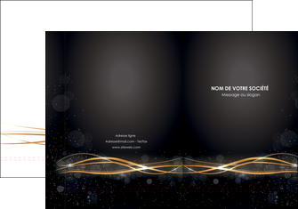 modele en ligne pochette a rabat abstrait abstraction design MIF72219