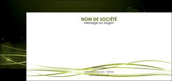 faire flyers fond vert structure en vert abstrait MIF72419