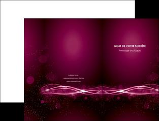 faire modele a imprimer pochette a rabat rose rose fushia couleur MLGI72449