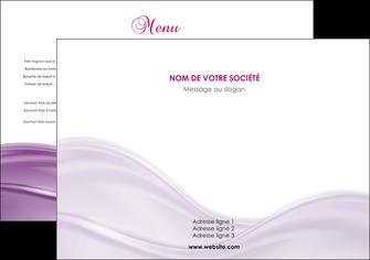 creer modele en ligne set de table web design violet fond violet couleur MLGI72503