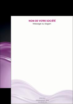 personnaliser maquette affiche web design violet fond violet couleur MLGI72505