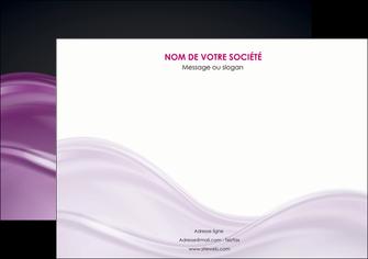 imprimer affiche web design violet fond violet couleur MLGI72521
