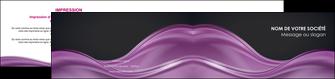 faire modele a imprimer depliant 2 volets  4 pages  web design violet fond violet couleur MLGI72539