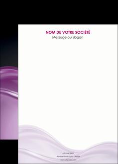 personnaliser modele de affiche web design violet fond violet couleur MLGI72547