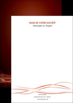 imprimer flyers rouge couleur couleurs MIS72729