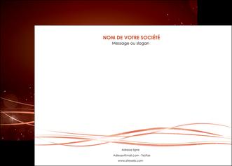 personnaliser modele de affiche rouge couleur couleurs MIS72745