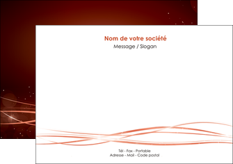 impression flyers rouge couleur couleurs MLGI72749