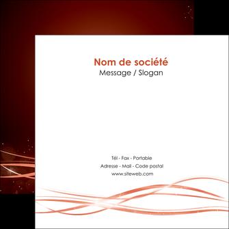 creer modele en ligne flyers rouge couleur couleurs MIS72757