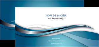 personnaliser maquette flyers web design bleu fond bleu couleurs froides MIF72813