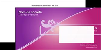 imprimer enveloppe graphisme texture texture bicolore consistance MLGI7295