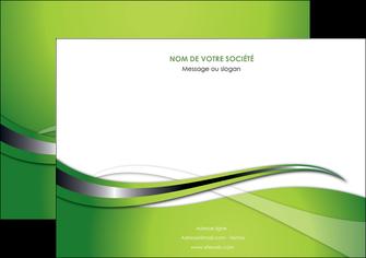faire flyers web design vert fond vert verte MLGI73089
