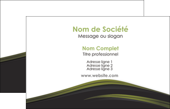 modele carte de visite web design noir fond noir image de fond MLGI73107