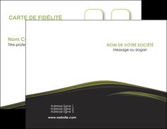 imprimer carte de visite web design noir fond noir image de fond MLGI73117
