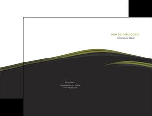 creation graphique en ligne pochette a rabat web design noir fond noir image de fond MLGI73119