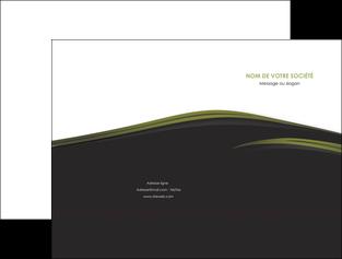 exemple pochette a rabat web design noir fond noir image de fond MLGI73121