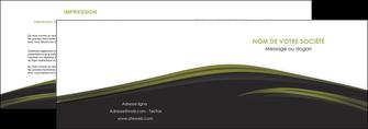 maquette en ligne a personnaliser depliant 2 volets  4 pages  web design noir fond noir image de fond MLGI73125