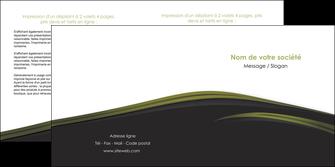 creer modele en ligne depliant 2 volets  4 pages  web design noir fond noir image de fond MLGI73137