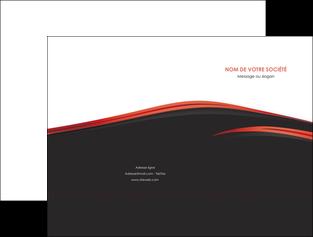 cree pochette a rabat web design noir fond noir image de fond MIF73225