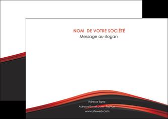 imprimerie flyers web design noir fond noir image de fond MIF73239