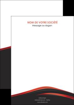 Commander Faire un flyer Web Design papier publicitaire et imprimerie Flyer A4 - Portrait (21x29,7cm)
