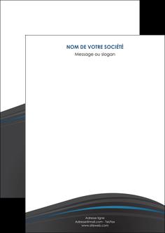 Commander Flyer Web Design papier publicitaire et imprimerie Flyer A5 - Portrait (14,8x21 cm)