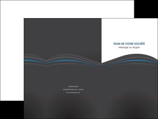 imprimerie pochette a rabat web design gris fond gris fond gris metallise MIF73329
