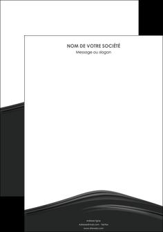 faire modele a imprimer affiche web design gris fond gris metal MLGI73477