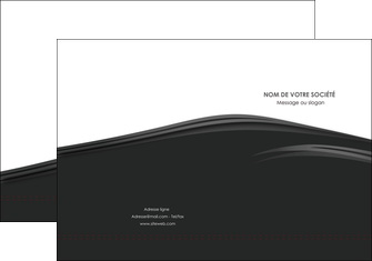 modele en ligne pochette a rabat web design gris fond gris metal MLGI73487