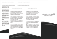exemple depliant 3 volets  6 pages  web design gris fond gris metal MLGI73501
