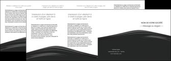 modele en ligne depliant 4 volets  8 pages  web design gris fond gris metal MLGI73523