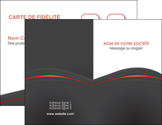 impression carte de visite web design gris fond gris gris metallise MLGI73957