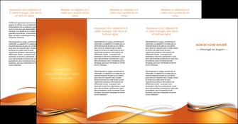maquette en ligne a personnaliser depliant 4 volets  8 pages  web design texture contexture structure MLIG74203
