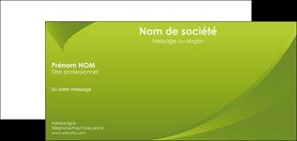 modele en ligne carte de correspondance fleuriste et jardinage contexture fond vert texture verte MLGI7441