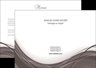 realiser set de table web design gris fond gris abstrait MLGI74553