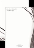 imprimerie affiche web design gris fond gris abstrait MLGI74557