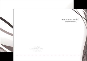 realiser pochette a rabat web design gris fond gris abstrait MLGI74565