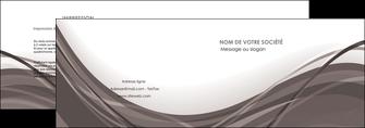 personnaliser maquette depliant 2 volets  4 pages  web design gris fond gris abstrait MLGI74569