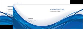 impression depliant 2 volets  4 pages  web design bleu fond bleu couleurs froides MLGI74673