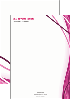 impression affiche violet fond violet mauve MLGI74713