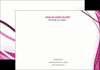 creer modele en ligne affiche violet fond violet mauve MLGI74733