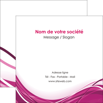 creation graphique en ligne flyers violet fond violet mauve MIF74743