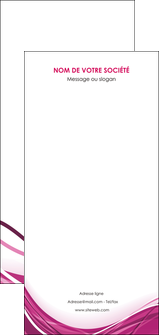 impression flyers violet fond violet mauve MLGI74759
