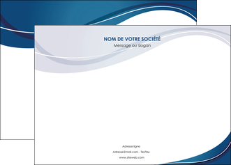creer modele en ligne affiche web design bleu fond bleu courbes MLIG74835