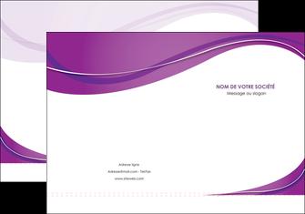 creer modele en ligne pochette a rabat web design violet fond violet couleur MLIG75259
