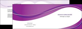 personnaliser modele de depliant 2 volets  4 pages  web design violet fond violet couleur MLGI75263