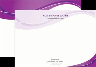 creer modele en ligne affiche web design violet fond violet couleur MLIG75265