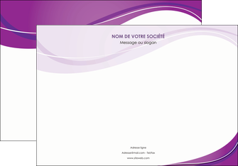 impression affiche web design violet fond violet couleur MLIG75269